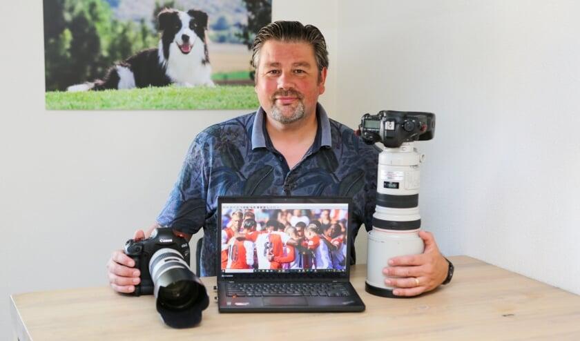 """René Nijhuis, fotograaf en editor: """"Ik wil iets goeds afleveren."""""""
