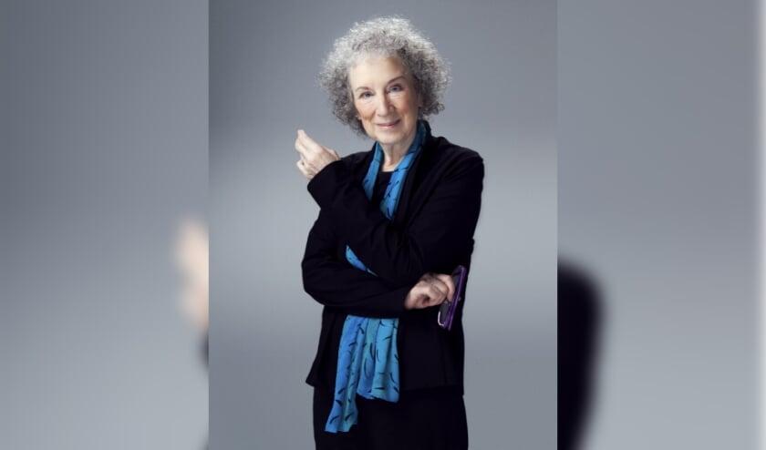 <p>Margaret Atwood ontvangt donderdag 1 oktober de Belle van Zuylenring. Foto: Jean Malek</p>