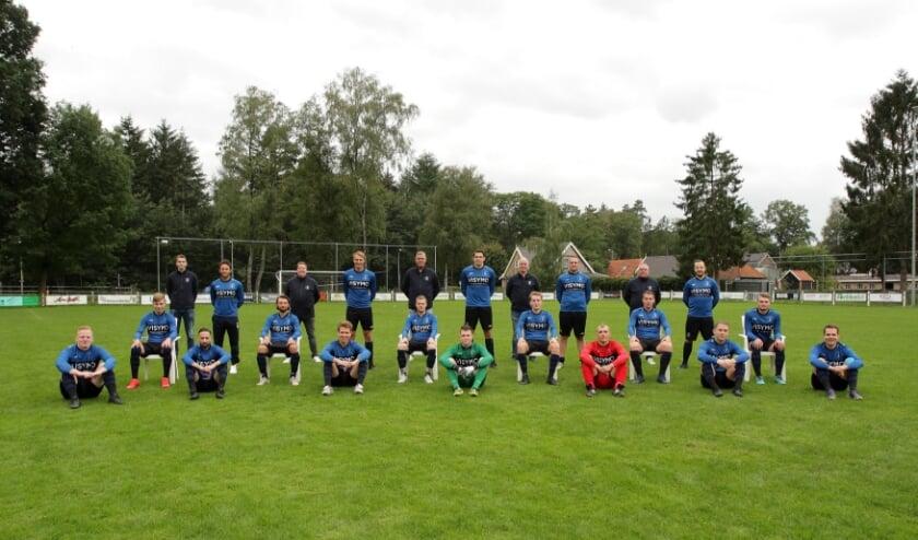 <p>Teamfoto van s.v. Rijssen 1</p>