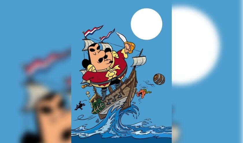 <p>Koop een kinderboek in de kinderboekenweek en ga gratis naar het MuZEEum.&nbsp;</p>