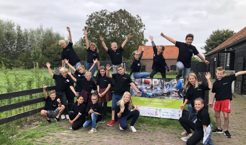 <p>Zeeuwse kinderdirecteuren 2020 bij Zwaakse Weel. FOTO: Esmeralda Eggen</p>
