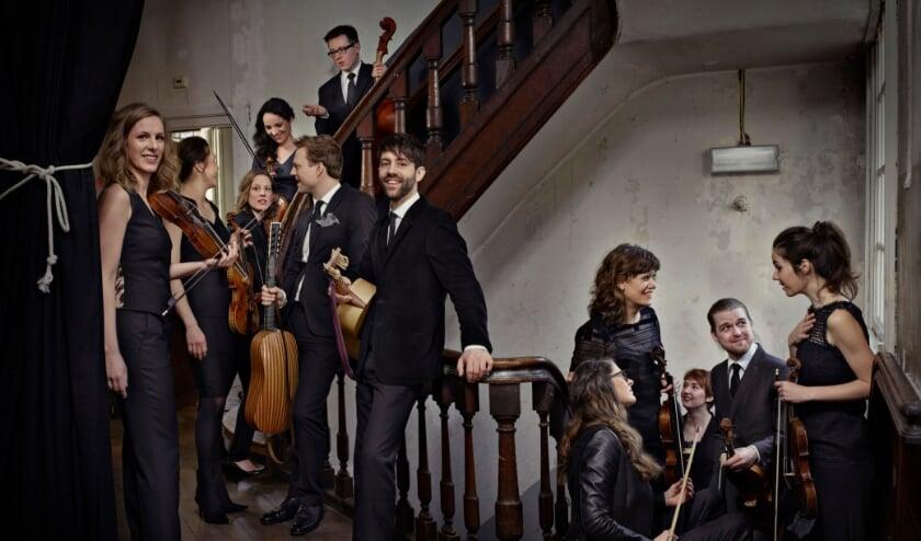 <p>Holland Baroque verzorgt samen met sopraan Deborah Cachet het Lambertus Concert.</p>