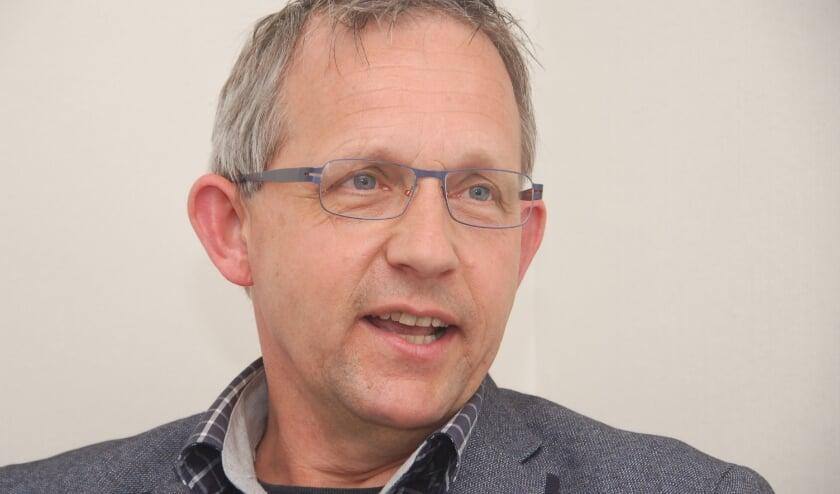 <p>Teun van der Leer, voorganger.</p>