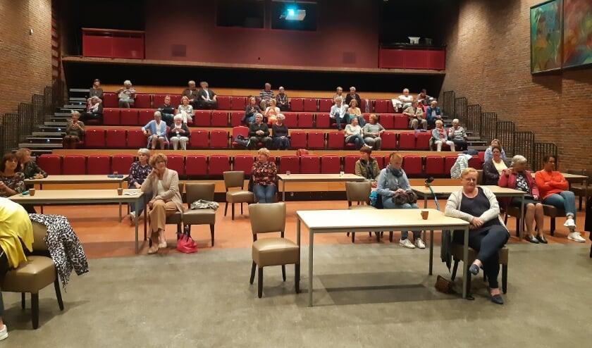 <p>De theaterzaal van de Dialoog.&nbsp;</p>