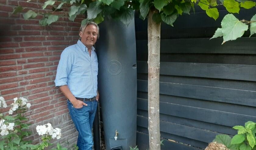Bart Blauw (55) woont aan de Tesselschadelaan en is een van de initiatiefnemers.
