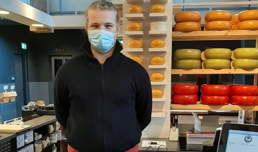 <p>Het Too Good to Go-pakket van kaaswinkel Cheese &amp; More by Henri Willig (Martkhal) was klein, maar fijn! 'T was toch bijna een kilo kaas.</p>