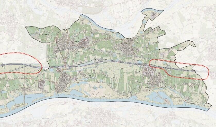 <p>Zoekgebied zon- en windenergie gemeente Neder-Betuwe.</p>