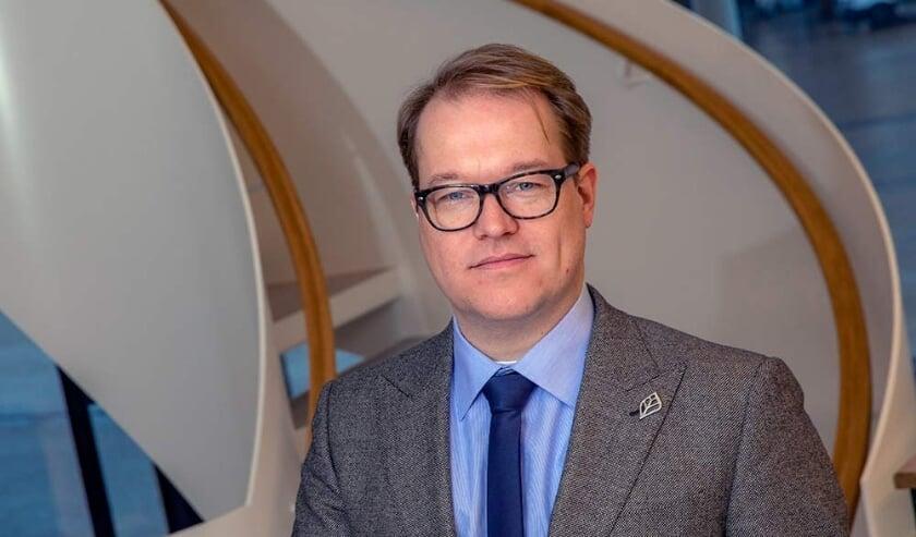 Wethouder Maarten van Vierssen