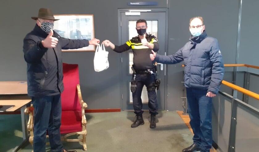 Politie, Dave Scheele en Theo van Iperen