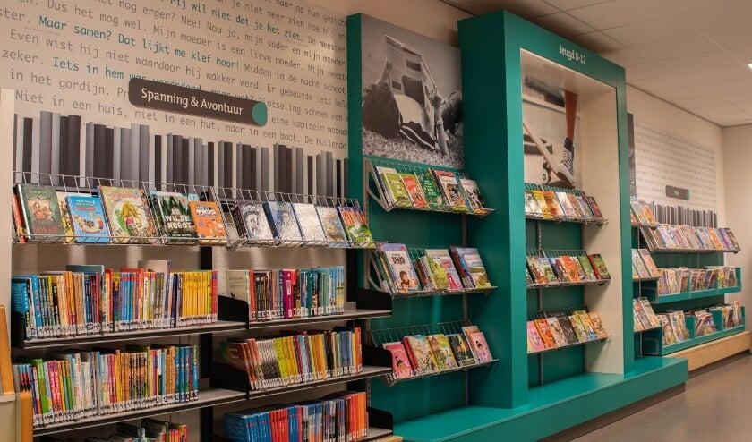 Een kijkje in de Bibliotheek Rijssen
