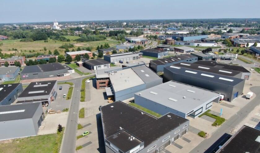<p>Toekomstbestendig Bedrijvenpark Wijnbergen.</p>