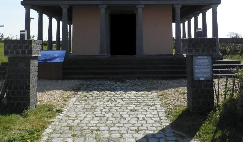 <p>&nbsp;Nehalennia-tempel.<br><br></p>