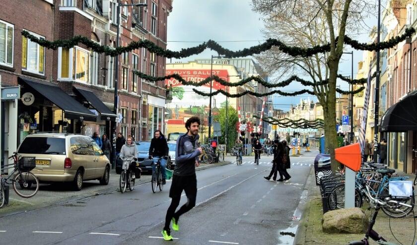 <p>De Burgemeester Reigerstraat in Utrecht. Foto: Anne Gadellaa</p>