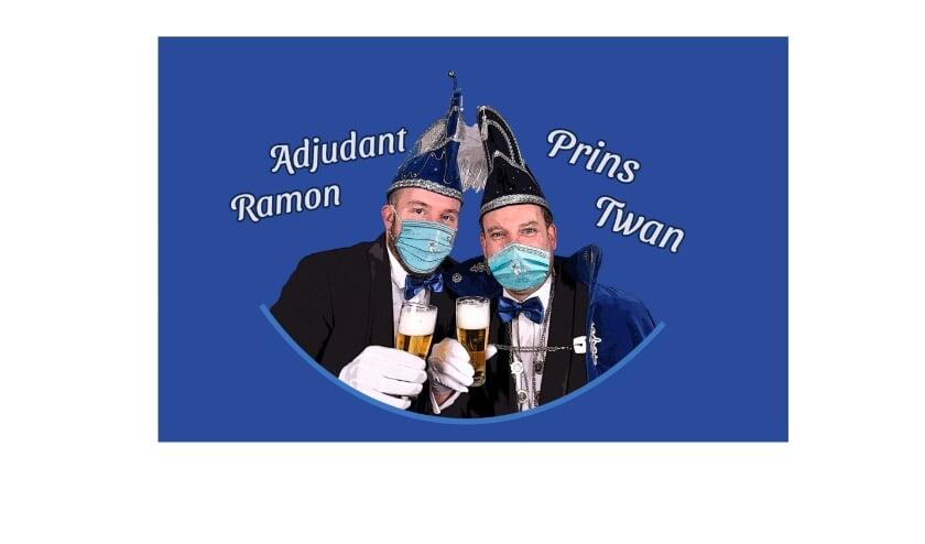 <p>Twan en Ramon doen niets liever dan heerlijk carnaval vieren, maar nemen dit jaar toch een klein stapje terug. Om alle activiteiten corona veilig te houden hebben ze natuurlijk gepersonaliseerde mondkapjes...</p>