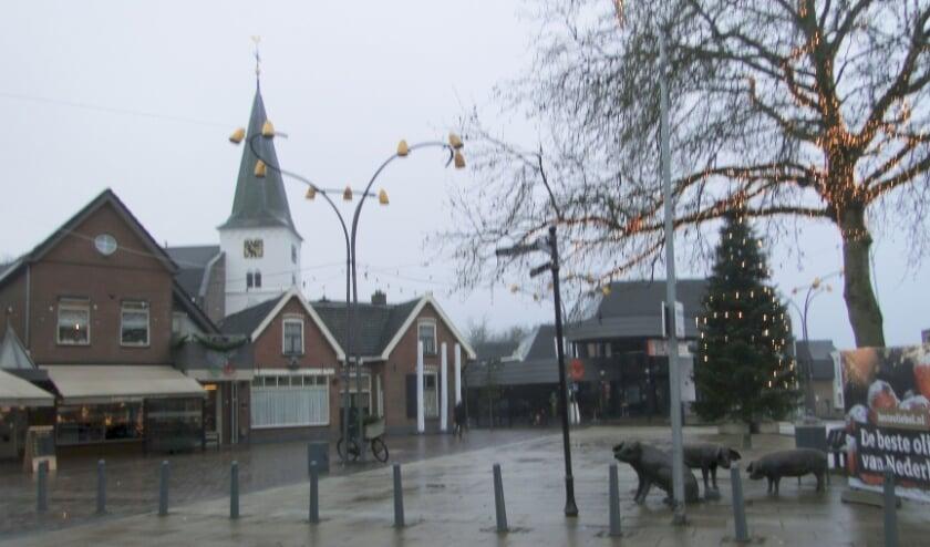 <p>Holtenaren vrezen dat het kleinschalige karakter van hun dorp, zoals op Smidsbelt, wordt aangetast door nieuwbouw. (Foto: Leo Polhuijs)</p>