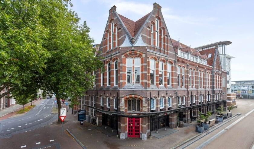 <p>Het oude postkantoor aan de Deventerstraat. Foto: TM Vastgoed Promotie</p>