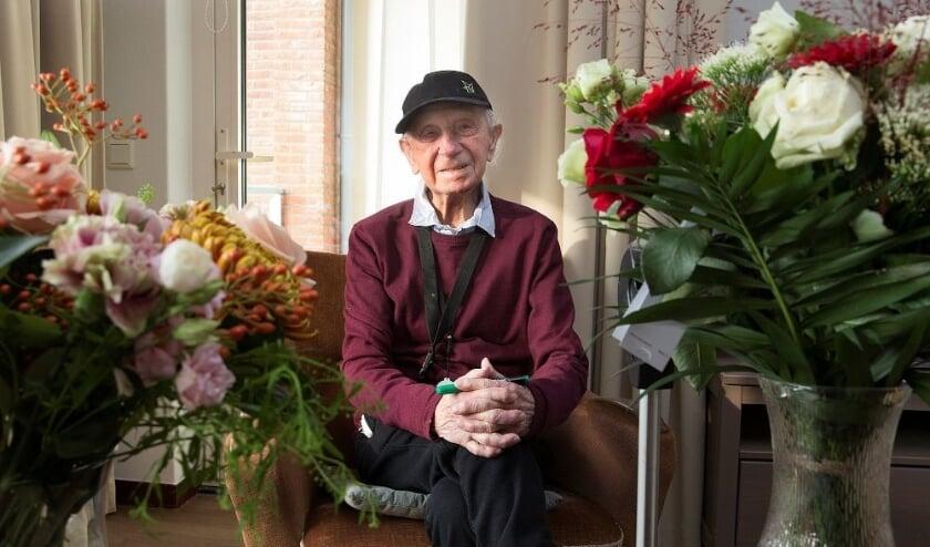 <p>Levensgenieter en bekende inwoner van Babberich Wim Messing is op 102-jarige leeftijd overleden. (foto: PR)&nbsp;</p>