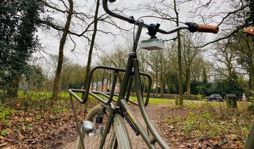 <p>De provincie Utrecht houdt op 23 januari een online evenement over het experiment met de Snuffelfietsen. Foto: Provincie Utrecht</p>