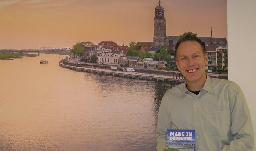 <p>Marco Kok is een gedreven duizendpoot die anderen in de regio weet te inspireren. (foto Gerreke van den Bosch)</p>
