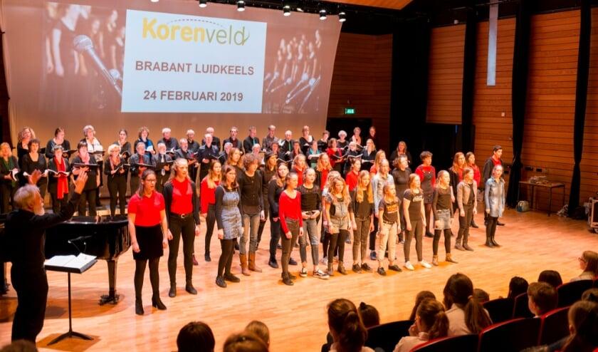 <p>Een foto van het fysieke evenement Brabant Luidkeels op 24 februari 2019.&nbsp;</p>