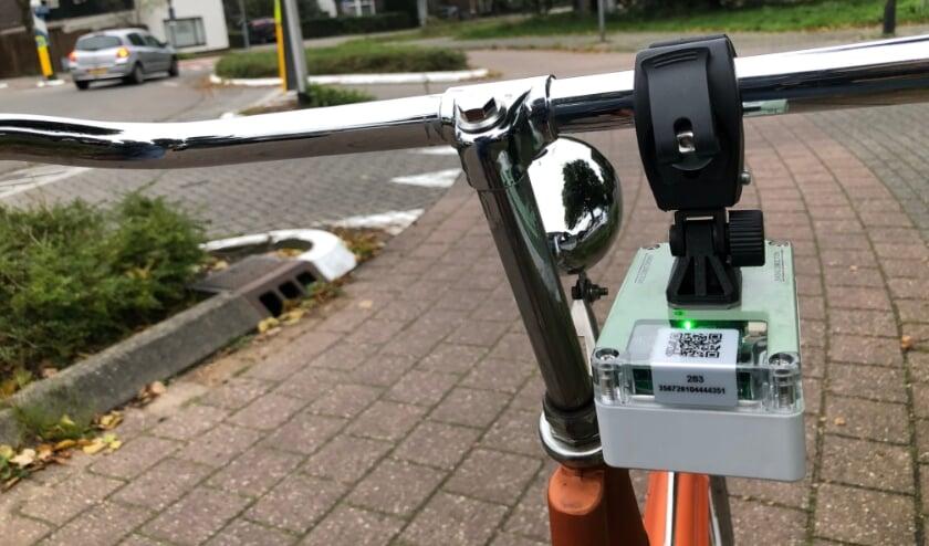 <p>Vijfhonderd inwoners brachten met een meetkastje op hun fiets de luchtkwaliteit op hun fietsroutes in kaart.&nbsp;</p>