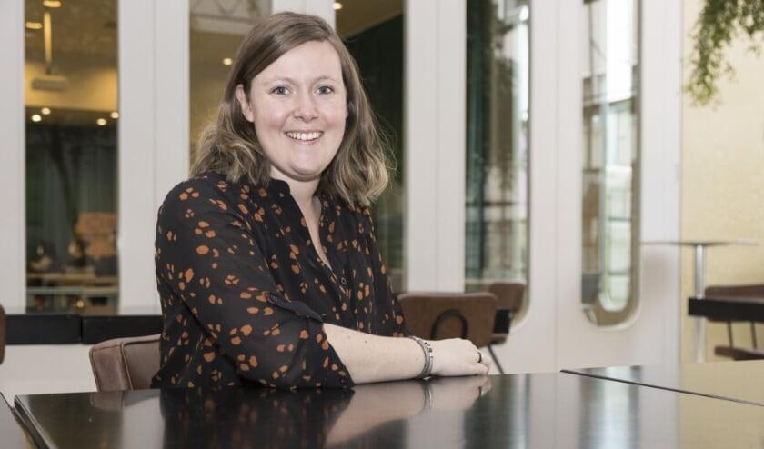 <p>Ellen Vlielander kreeg de diagnose borstkanker middenin de eerste coronagolf.&nbsp;</p>