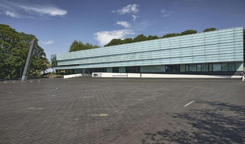 <p>Museum het Valkhof.&nbsp;</p>