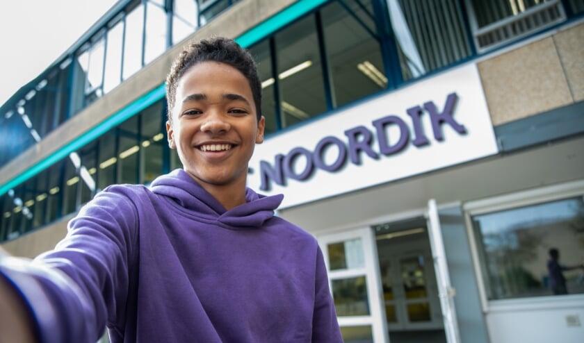 <p>Het Noordik heeft een nieuw jasje aangetrokken. (Foto: Willem van Walderveen)</p>