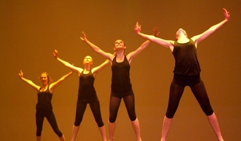 <p>Jazzdance bij Argos is topsport. (Foto Argos Dance)</p>