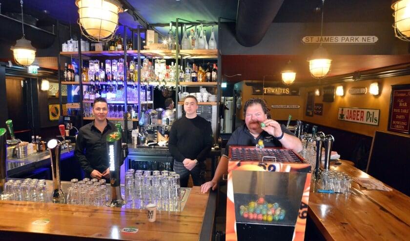 Montfoort 16-01-2021  Café Bolle Harry met Harry's Ballen Bingo