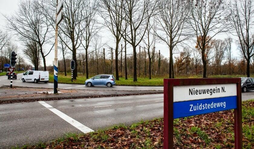 <p>Warmtebron Utrecht heeft Hoek Zuidstede in Nieuwegein gekozen als locatie om het onderzoek naar aardwarmte voort te zetten. Foto: Jorrit 't Hoen</p>