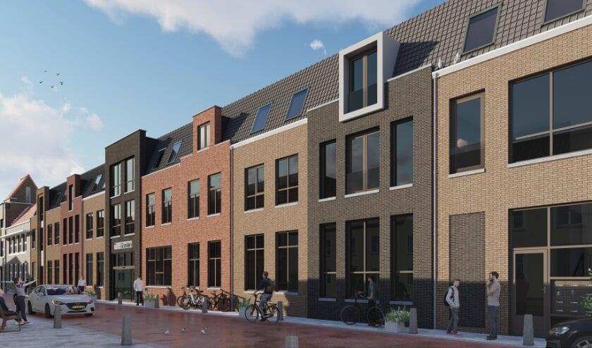 <p>Wonen in een historische binnenstad, maar dan wel in een gloednieuw appartement, dat van alle gemakken is voorzien.</p>