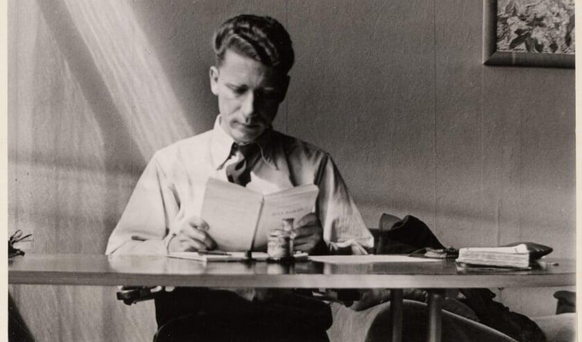 <p>Hendrik Marsman.&nbsp;</p>