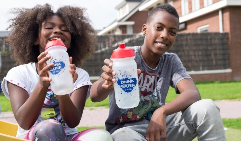 <p>Ga jij de uitdaging aan? Doe mee aan de 7 dagen water challenge!</p>