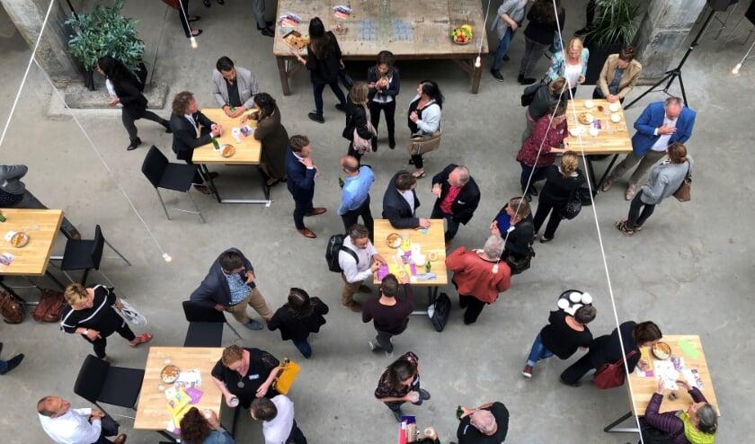 <p>Samenwerken, kennis delen en elkaar helpen op het gebied van HR-vraagstukken.</p>