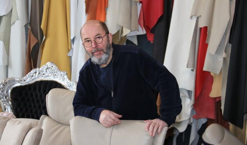 <p>Wim Boogaars: &quot;Kwalitatief goede meubelen zijn heel goed te repareren.&quot;&nbsp;</p>