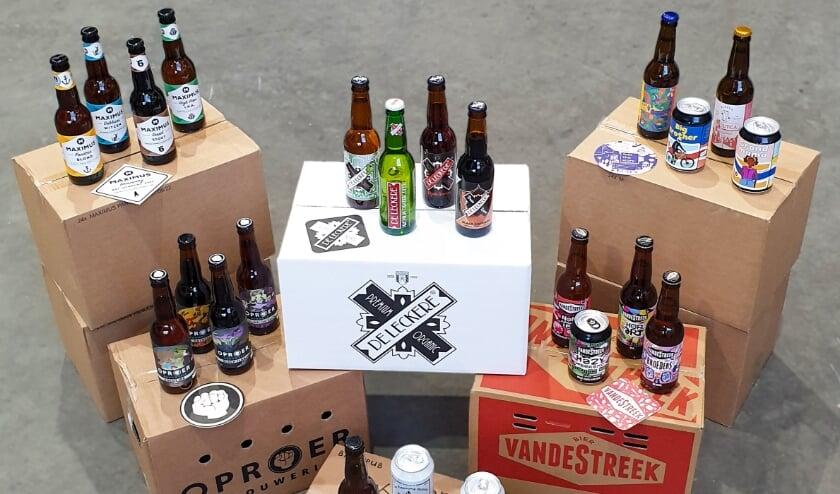 <p>Zes Utrechtse craft-brouwerijen vieren zaterdag 30 en zondag 31 januari het nieuwe jaar. Foto: Nu Utrechts Bier&nbsp;</p>
