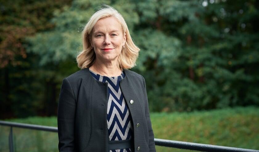 <p>Sigrid Kaag is in Zeist opgegroeid.&nbsp;</p>