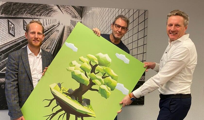 <p>Reclamebureau Lijnrecht in Hengelo is onlangs via een interne overname overgegaan van oprichter Niels Perik naar merkregisseur Jeroen Roelofs en business developer Wob ten Hoeve.</p>