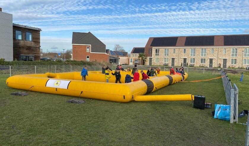 <p>Dankzij Team Brede Impuls Rijswijk kunnen kinderen in RijswijkBuiten zich toch vermaken. </p>