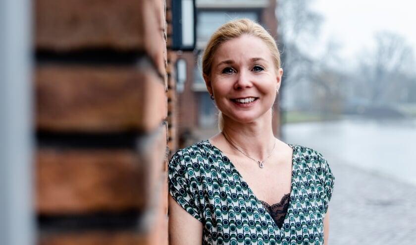 <p>Saskia Vrickx van Fysio de Hoofdzaak in Woerden.</p>