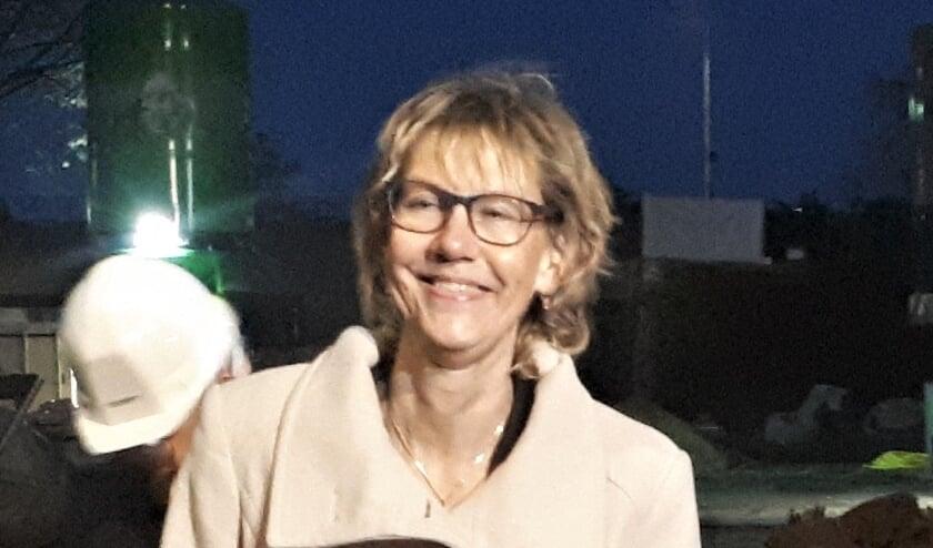 <p>&nbsp;Jolanda de Witte, burgemeester van Albrandswaard.&nbsp;</p>