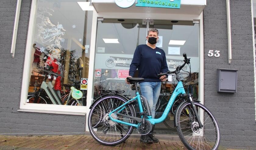 <p>Ook de fiets staat in de top tien van musthaves van 2021: van e-bike tot racefiets en mountainbike. FOTO: Morvenna Goudkade</p>