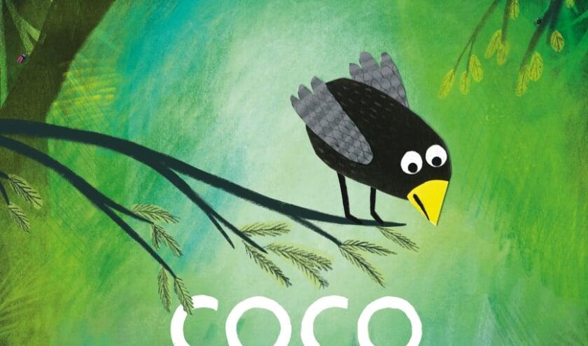 <p>Illustraties afkomstig uit Coco kan het! (afbeelding: Loes Riphagen en Uitgeverij Gottmer)</p>