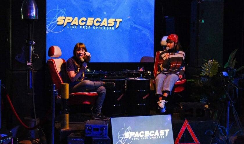 <p>Spacecast </p>