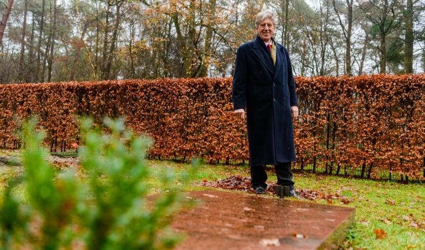 <p>Marinus neemt afscheid als beheerder van begraafplaats Het Stille Hofje in Den Dolder.&nbsp;</p>