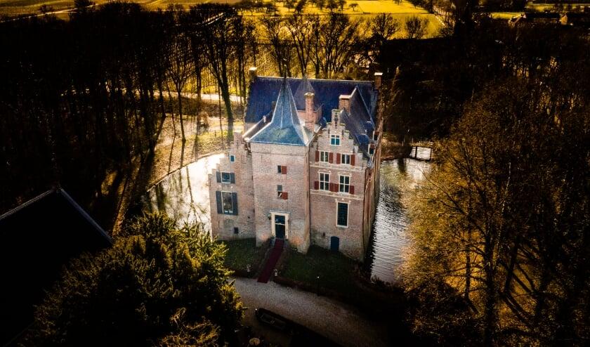 <p>Kasteel Wijenburg. (foto: Simon, Photos4ever.nl)&nbsp;&nbsp;</p>