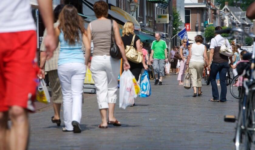 """<p>Wethouder Klaas Verschuure (Economische Zaken): """"In 2020 zijn in onze stad al 9.000 banen verloren gegaan, en helaas groeit dat aantal.""""&nbsp;</p>"""