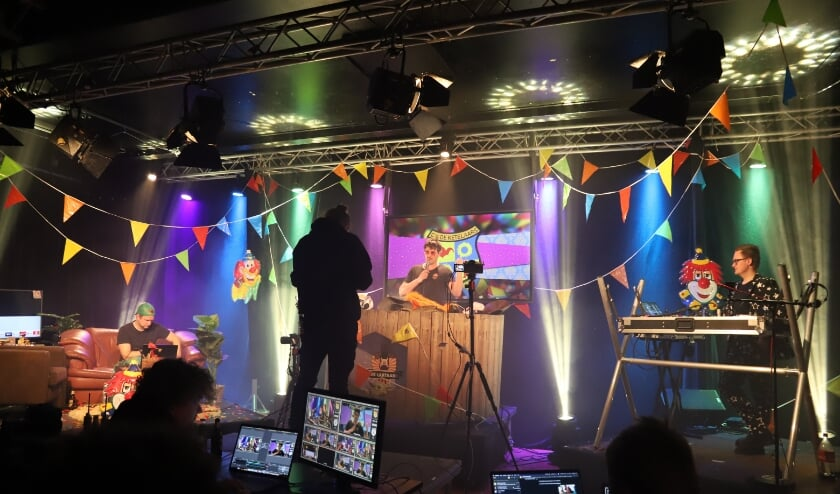 <p>De live-stream van De Ketelaars dit weekend was een groot succes en een mooi voorbeeld van de mogelijkheden op dit gebied. (foto: Herlinde Dorgelo)</p>