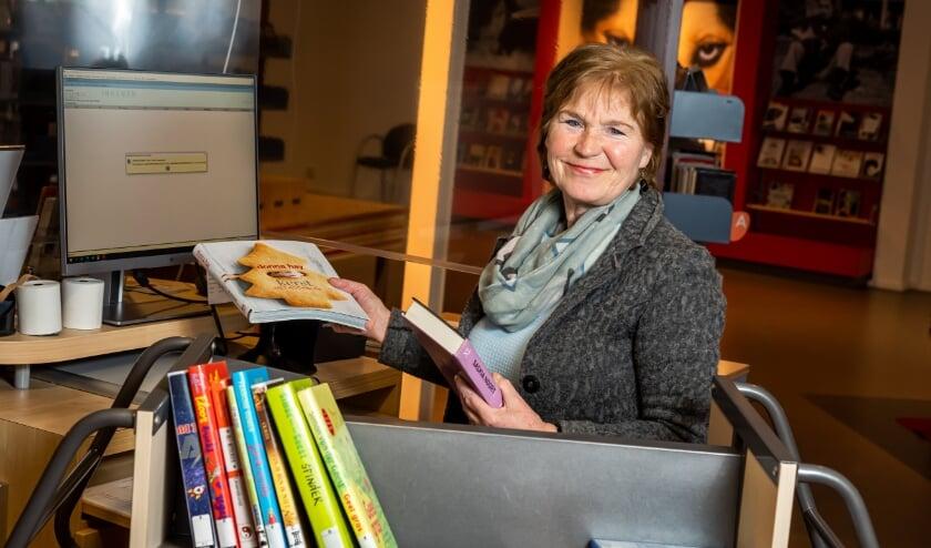 """Angelien Pleijhuis: """"Allerlei boeken komen voorbij, ook de nieuwste."""""""